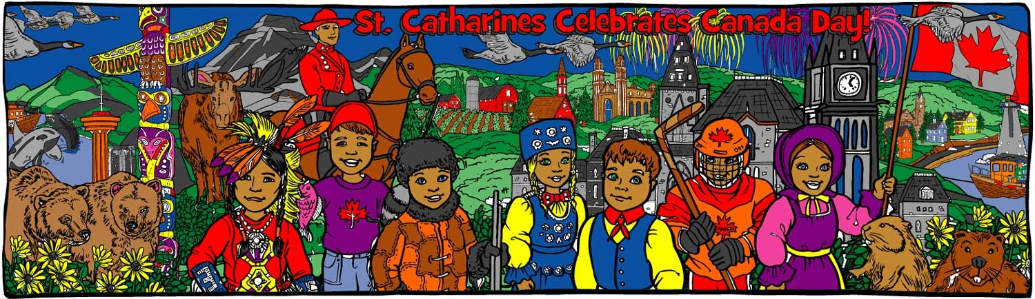 Canada Day-Ethnic Kids - 1225