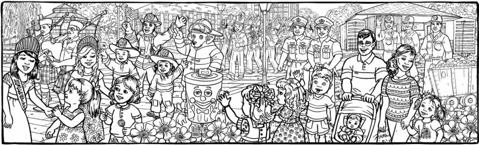 Beckley Parade - 1457
