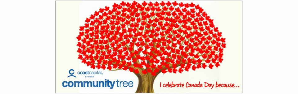 Community Tree with Leaves - 1472