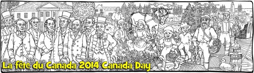 Canadian Fathers of  Confederation - PEI  - 1584