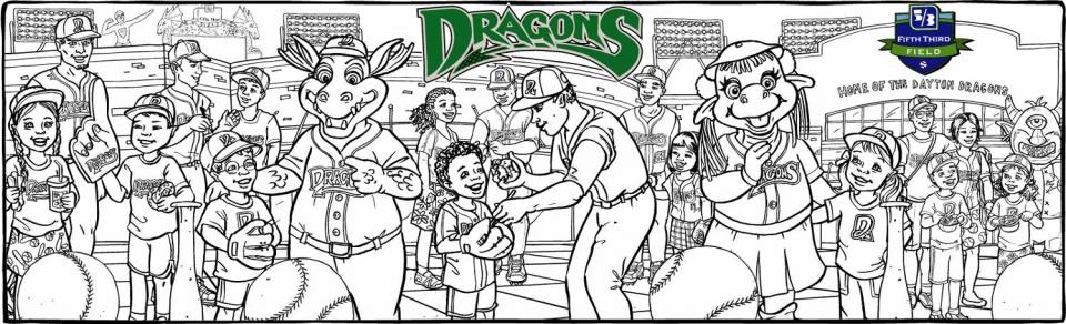 Dayton Dragons - 1521