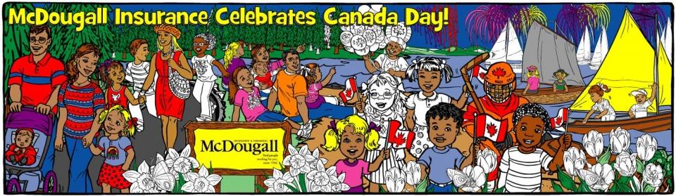 Canada Day Beach - 1592