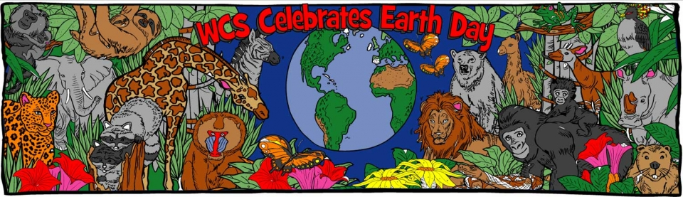 Earth Day - Animals - 1322