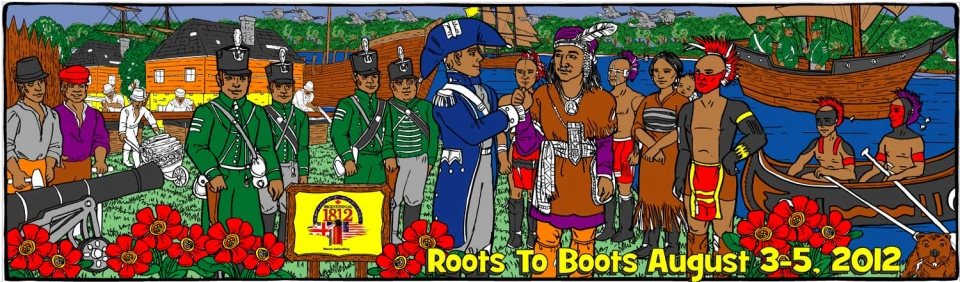 Roots To Boots 1812 - 1493