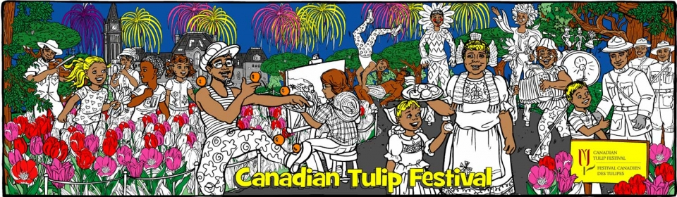 Canadian Tulip Festival - 1443