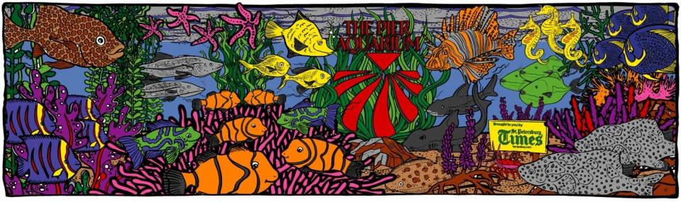 Pier Aquarium - 1142