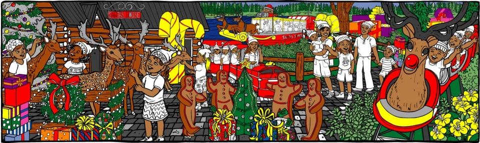 Santa's Village - 1349