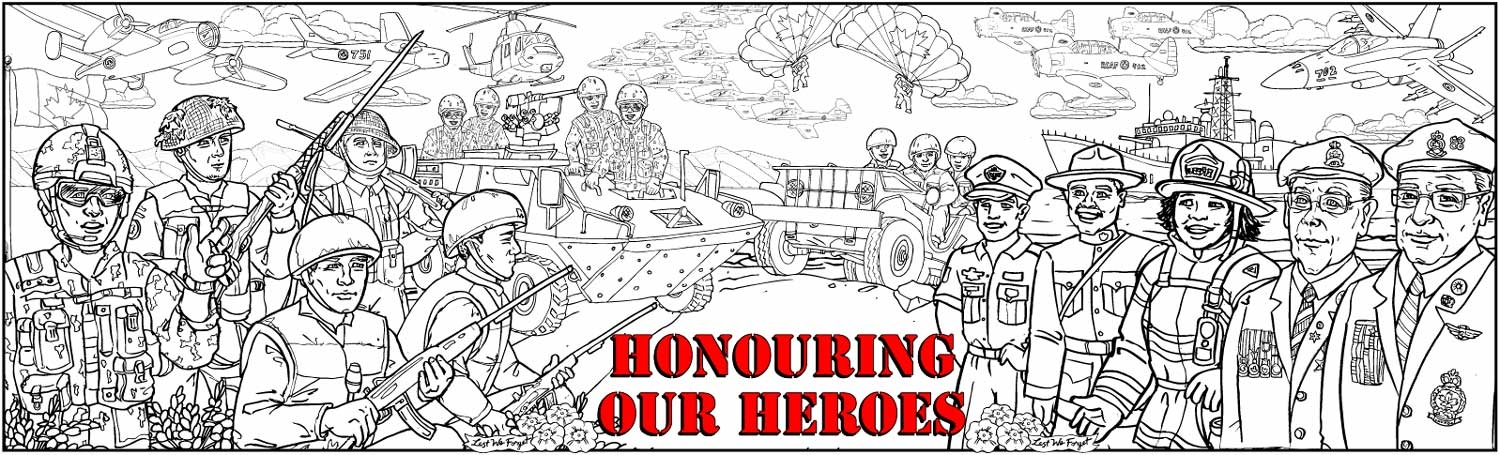 Canada Honouring Our Heroes - 1610