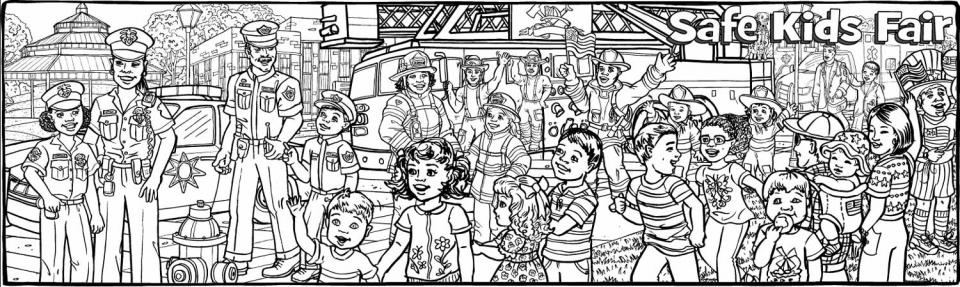Safe Kids Fair - 1564